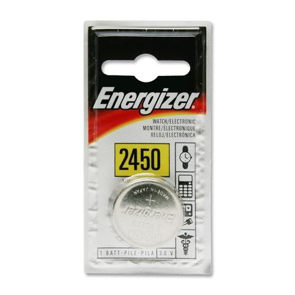 Picture of Energizer® 2450 Battery (Must buy 6 packs at a time)