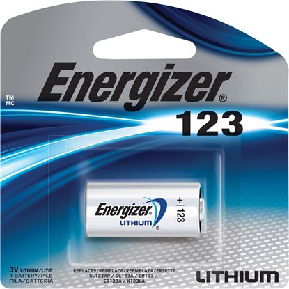 Picture of Energizer® 123 Battery (Must buy 6 packs at a time)