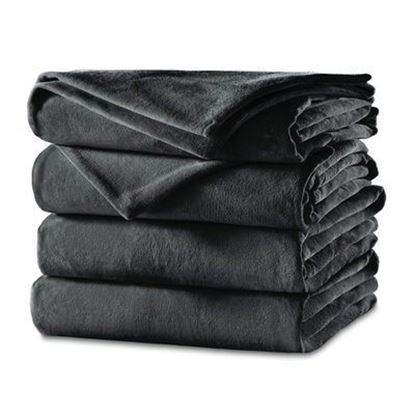 Picture of Sunbeam® Velvet Plush Heated Blankets