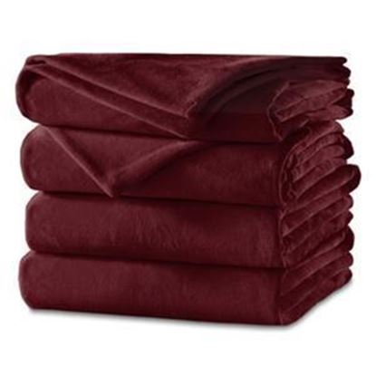 Picture of Sunbeam® King Velvet Plush Heated Blanket