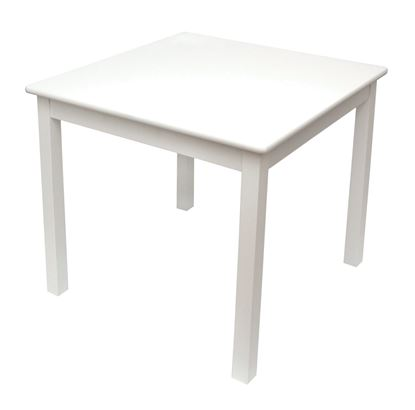 Picture of Child's Table (White or Grey)