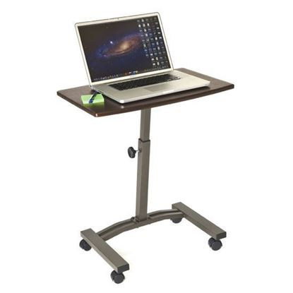 Picture of Mobile Laptop Desk Cart