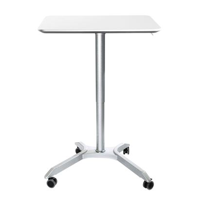 Picture of AIRLIFT XL Sit-Stand Mobile Desk, White