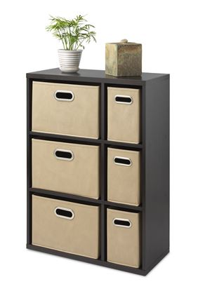 Picture of Storage Cabinet - Weathered Gray or Espresso