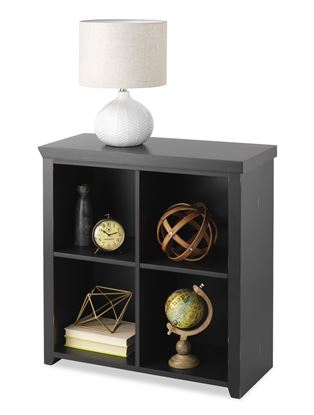 Picture of Storage Rack, Distressed Gray or Walnut