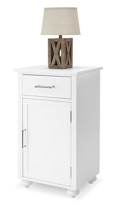 Picture of Storage Cabinet (Blue, Chestnut or White)