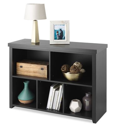 Picture of 5-section Storage Organizer - Distressed Gray or Distressed Walnut