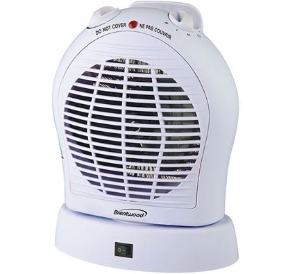 Picture of Oscillating Fan Convection Heater