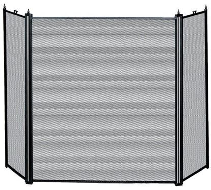 Picture of 3 Fold Black Screen