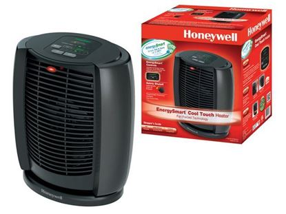 Picture of Honeywell Energy Smart Cool Touch Heater, White or Black