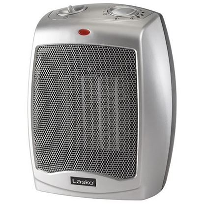 Picture of Ceramic Heater with Adjustable Thermostat