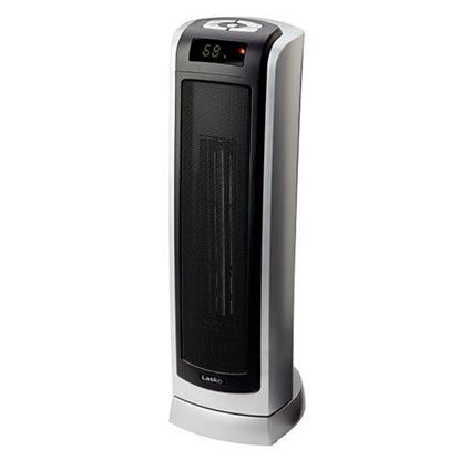 Picture of Remote Control Ceramic Tower Heater with Digital Display