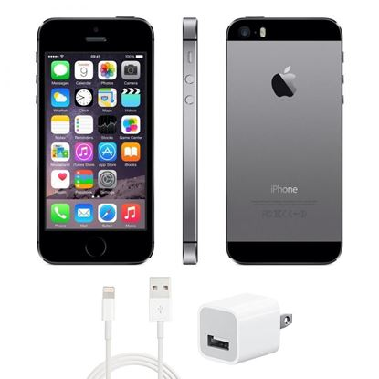 Picture of Apple iPhone 5s 16GB -  Gray or Gold - Verizon (Refubished )