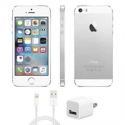 Picture of Apple iPhone 5s 16GB - Silver, Gray or Gold - AT&T (Refubished )