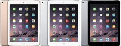 Picture of Refurbished Apple iPad Air2 16GB - WiFi Only