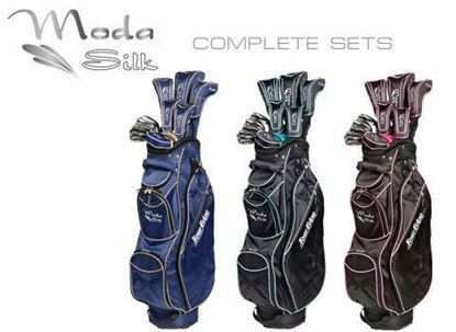 Picture of MODA Silk package set (Multiple Colors & shaft length Combinations)