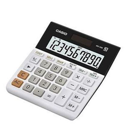 Picture of Casio MH-10M Desktop Simple Calculator