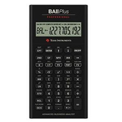 Picture of BA II Plus™ Professional financial calculator