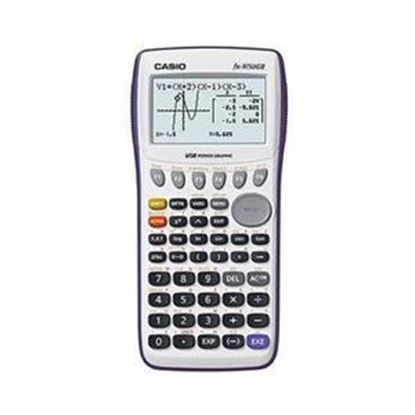 Picture of Casio FX-9750GII Graphing Calculator - Various Colors