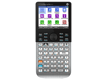 Picture of HP Prime Graphing Wireless Calculator