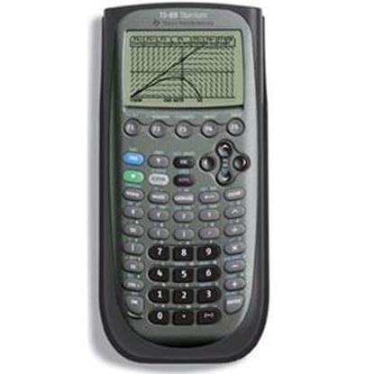 Picture of Texas Instruments TI-89 Titanium Graphing Calculator