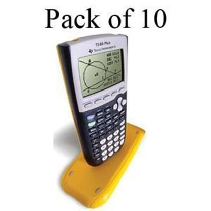Picture of TI-84 Plus Graphing Calculator - 10 Pack/ Teachers Kit