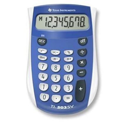 Picture of Texas Instruments TI-503 SV Basic Calculator