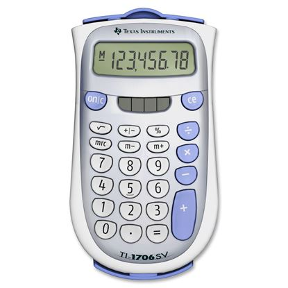 Picture of Texas Instruments TI1706 SuperView Handheld Calculator