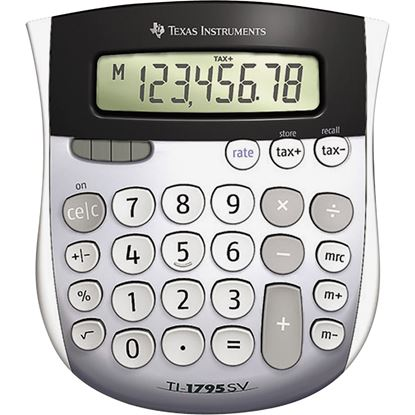 Picture of Texas Instruments TI1795 Angled SuperView Calculator