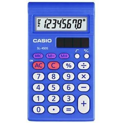 Picture of Casio SL-450S Simple Calculator