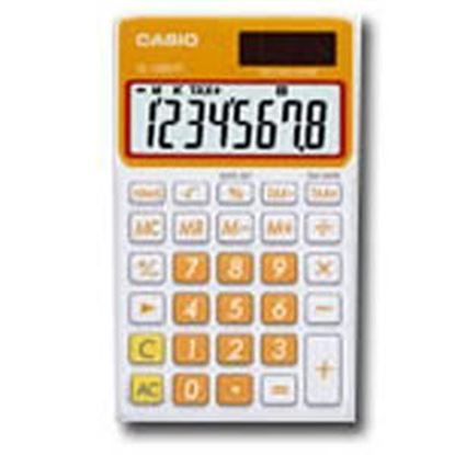 Picture of Casio SL-300VC Portable Calculator (Multiple Color Options)