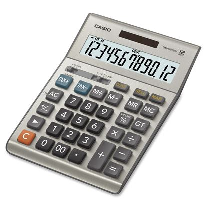 Picture of Casio DM-1200BM Simple Calculator