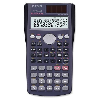 Picture of Casio FX-300MS Scientific Calculator