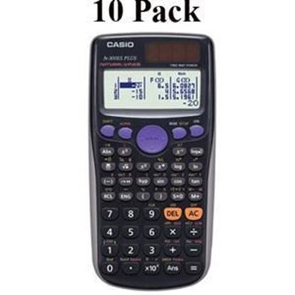 Picture of Casio FX300ESPLUS Scientific Calculator - Teachers 10 pack