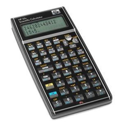 Picture of HP 35S Scientific Calculator