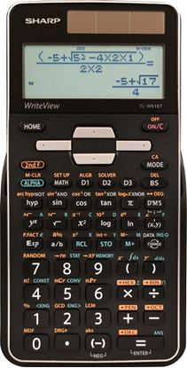Picture of Sharp EL-W516TBSL Scientific Calculator