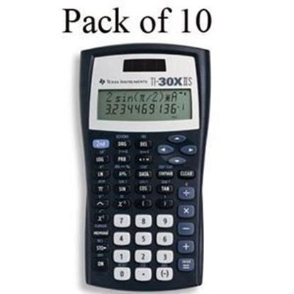 Picture of Texas Instruments TI-30X IIS Scientific Calculator