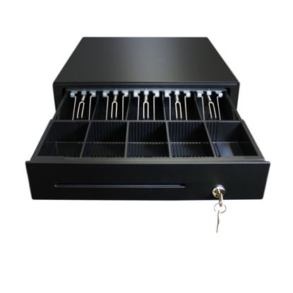 "Picture of Adesso 16"" POS Cash Drawer With Removable Cash Tray"