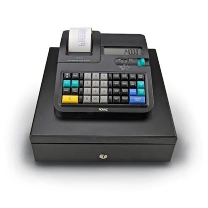 Picture of Royal 140DX Cash Register