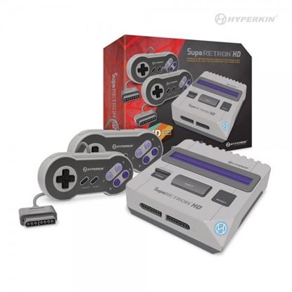 Picture of SupaRetroN HD Gaming Console for SNES/ Super Famicom
