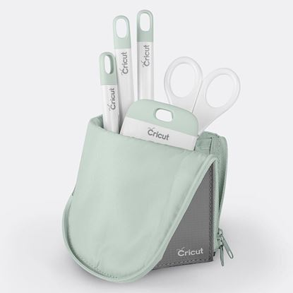 Picture of CRICUT Accessory Pouch (Rose, Blue, or Mint)